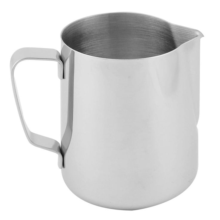 Unique Bargains Stainless Steel (Silver) Beaker Coffee Mug Pitcher Drink Bottle Cup 350mL