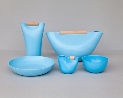 berta julià sala's glop containers mold to serve any & every purpose