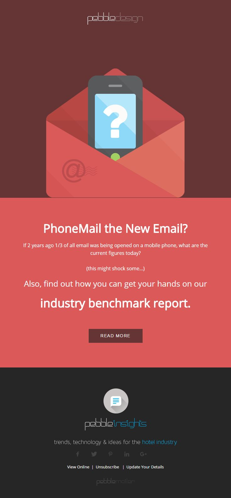 PhoneMail the New Email? - Hospitality Insights #hospitalityinsights #hotelwebdesign #hotelwebsitedesign #pebbledesign #hotelwebsites