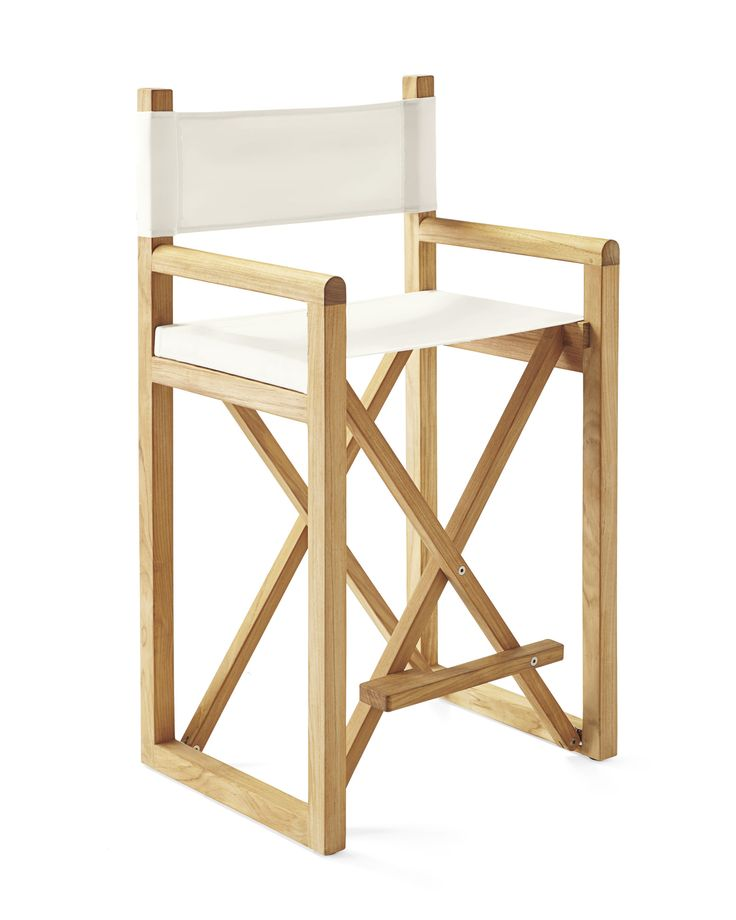 Director's Counter StoolDirector's Counter Stool