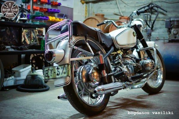 #motorcycle #BMW #R51 #restoring  by spiros litsas http://spiroslitsas.blogspot.com