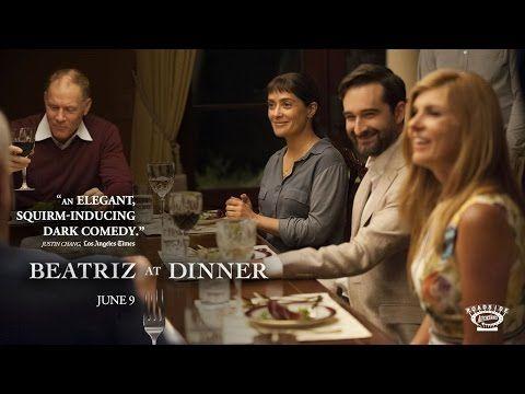 WATCH: Salma Hayek Confronts White Elitism in 'Beatriz at Dinner' Trailer | Colorlines