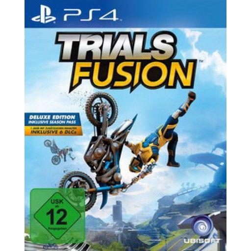 Trials Fusion (incl. Season Pass)  PS4 in Rennspiele FSK 12, Spiele und Games in Online Shop http://Spiel.Zone