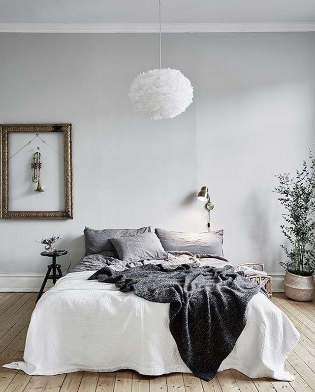 Brr wat is het koud buiten. Het liefst blijven we de hele dag in bed ⛄️ #pinterest #interieur #inspiratie #homedeco #interieurstyling #weekend