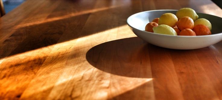 Super proud of this photo I took. Featured: Heath Ceramics bowl, citrus from my yard.