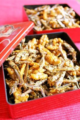 常備菜にも♪田作り(くるみ入りごまめ) by 簡単手抜きママ [クックパッド] 簡単おいしいみんなのレシピが137万品