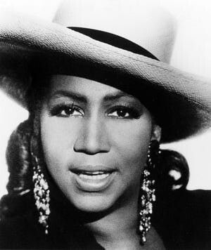 "aretha franklin: I danced in one live show for Aretha in Detroit. I remember thinking to myself, ""she's such a legend."""