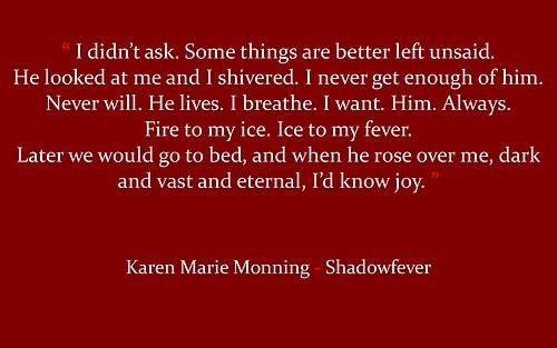 17 Best Images About Karen Marie Moning's World On
