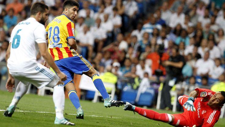 @valenciaoficial Carlos #Soler #LaLiga #RealMadridValencia #ValenciaCF #SomVCF #Amunt #Kondogbia #9ine