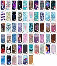 For Apple iPod Touch 5 5th / 6 6th Generation TPU Rubber Cover Protector Case