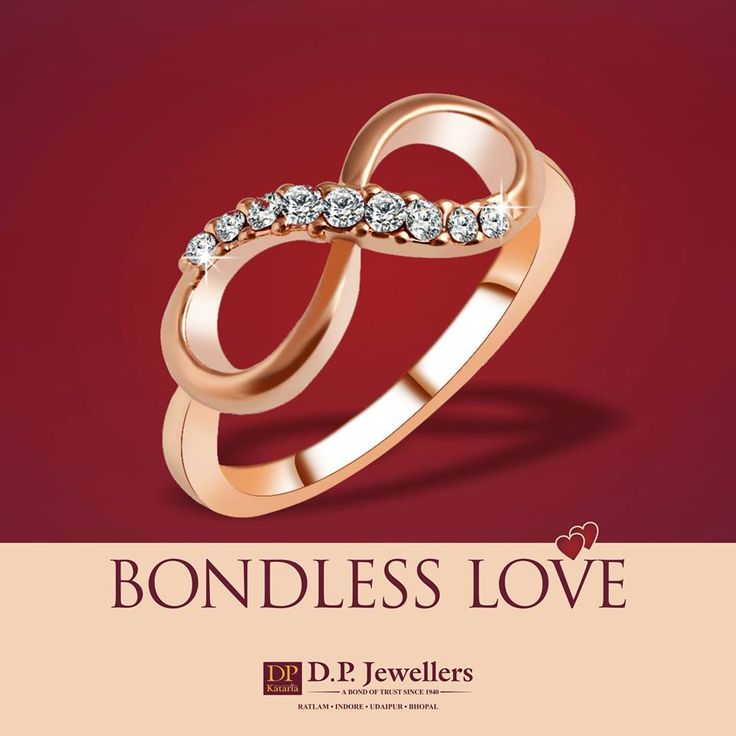 It's not about the Ring. It's all about the commitment to the other person that begins with love & care. #DPJewellers #Newcollection #Bangles #Rings #Earrings #WeddingJewellery