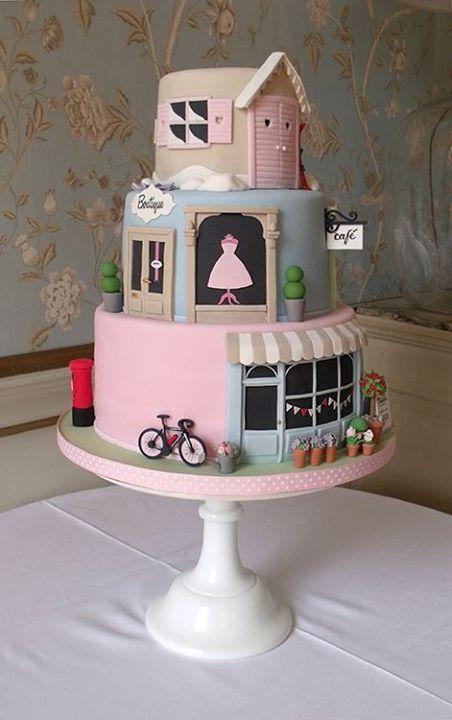 Nibble & Scoff Cakes by Joella Housego's Photos - Nibble & Scoff Cakes by Joella Housego