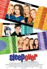 Sleepover Movie 2004 Watch Online. Four best friends, desperate to improve their social status, enter into an all-night scavenger hunt against the popular clique in their school.