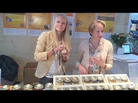 """Food & Life 2015: """"Honigschlecken"""" Degustationen in Halle C3, Stand 661."""