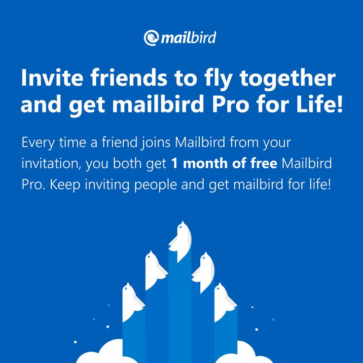 A New Way To Get Mailbird Pro Free, For Life! - Mailbird https://www.getmailbird.com/new-way-get-mailbird-pro-free-life/
