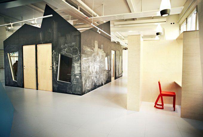Multimedia House / Foto: Kim Wendt