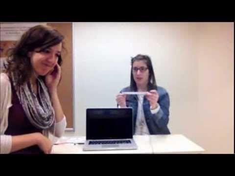 La dyspraxie verbale. Vidéo réalisée par des étudiantes de maîtrise de l'UdeM.