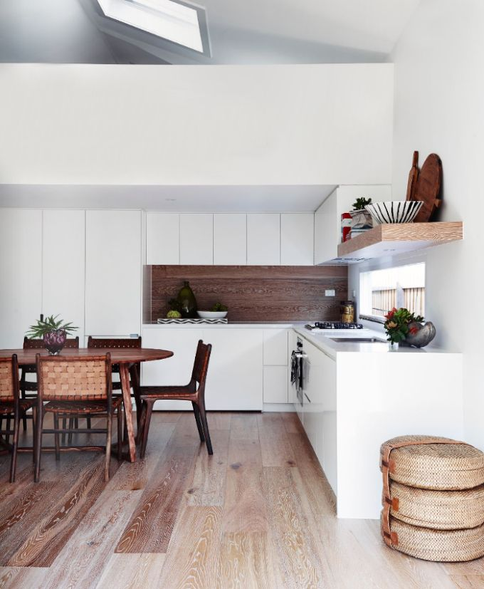 interiors - kitchen dining room - lucy fenton - adore magazine