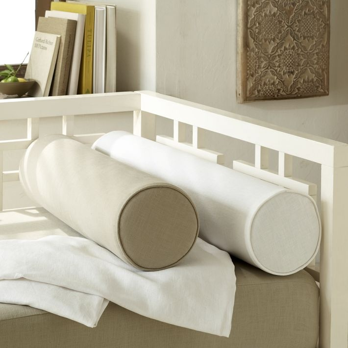 Bolsters Add A Great Touch To Decorating The Bed They Also Can Be Used Behind Your Head While Reading For Neck Support Chair In 2018 Pinterest