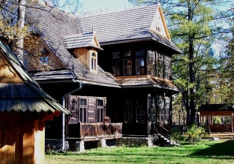 """Ornak""- villa/motel in Zakopane, Poland"
