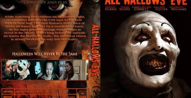 All Hallows Eve 2016 Full Movie Download DVDRip