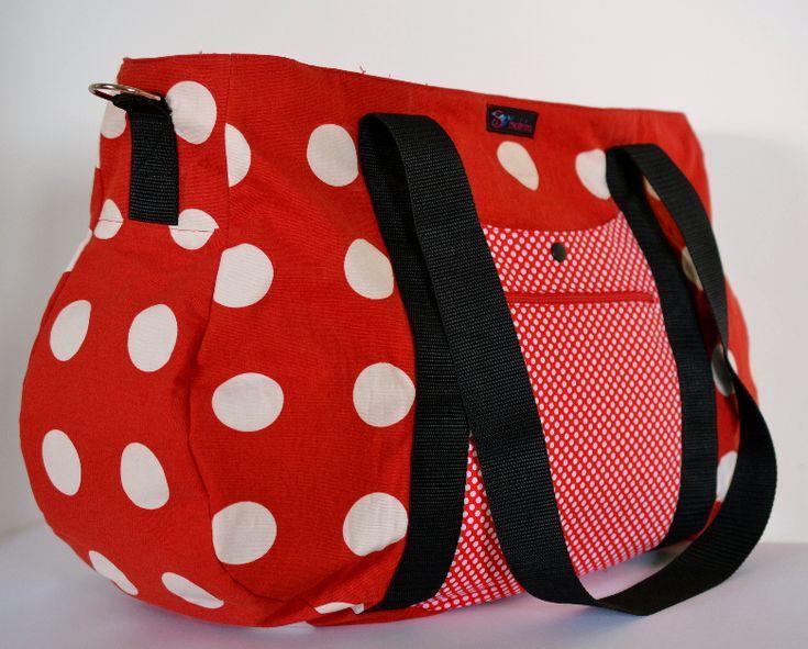 Schnabelinas Welt: Meine Medium-Bag und #Größenvergleich
