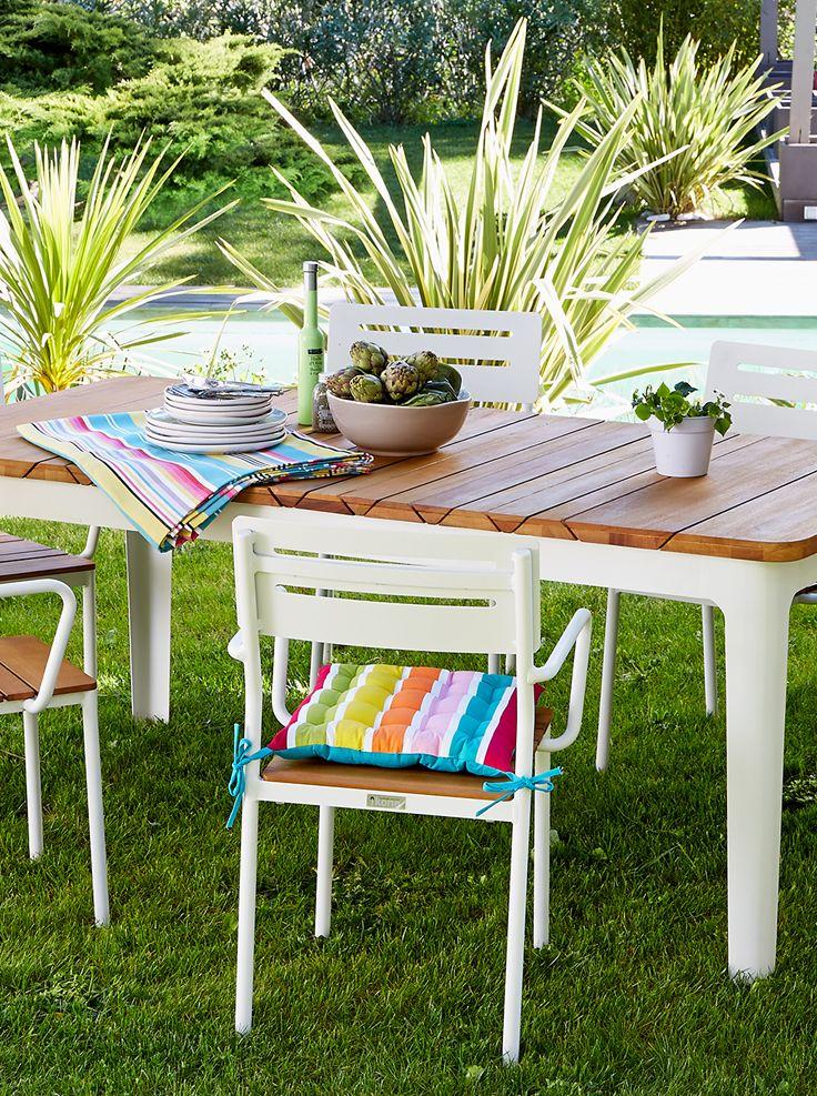 17 Meilleures Id Es Propos De Table Jardin Extensible Sur Pinterest Surface De Travail