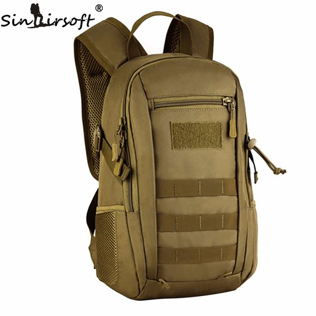 Special price SINAIRSOFT Military Tactical Backpack Camouflage Men Women Bags Molle Outside Rucksack Trek Backpacks Bag 12L Small Backpacks just only $20.34 with free shipping worldwide  #sportsbags Plese click on picture to see our special price for you
