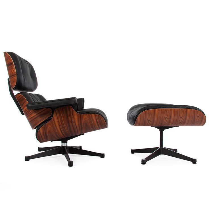 Legendary Eames Lounge Chair and Ottoman  GIVEAWAY    True Icon of Modern  Design  158 best Furniture  Homesthetics images on Pinterest   Ottomans  . Tank Chair Pharrell Williams Price. Home Design Ideas