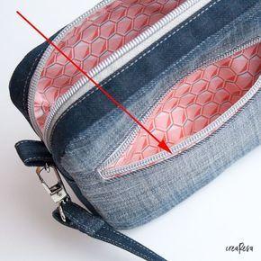 In diesem Tutorial möchte ich euch zwei Möglichkeiten zeigen, wie ihr eine Eingriffstasche nähen könnt. In eine Jacke, eine Hose oder auch an eine Tasche.