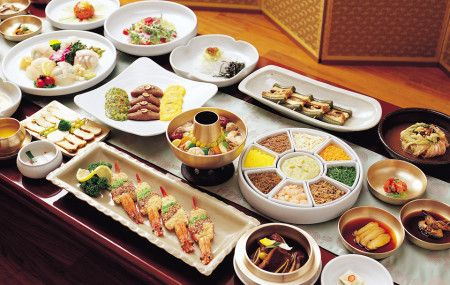 Korea: Royal Court Cuisine