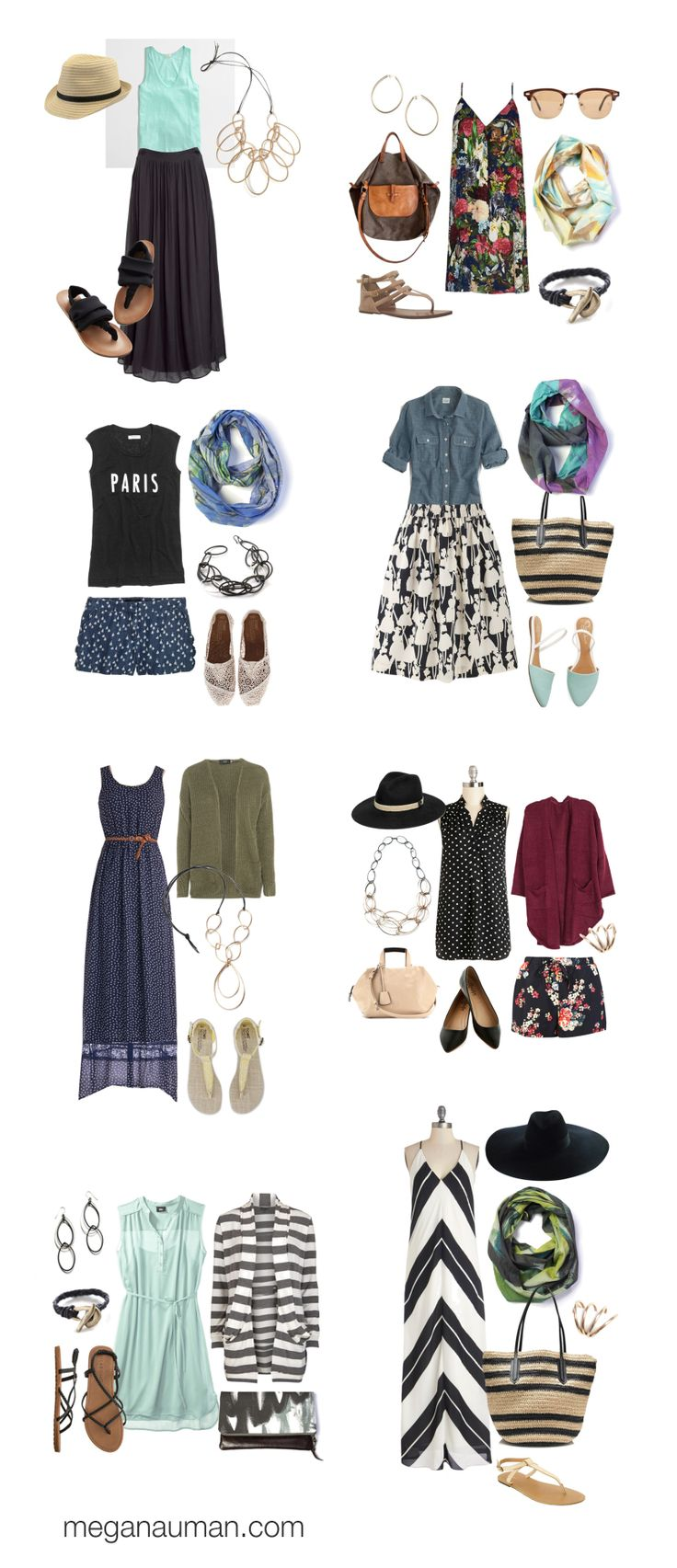 what to wear to a summer picnic: 8 outfit ideas to try // via megan auman