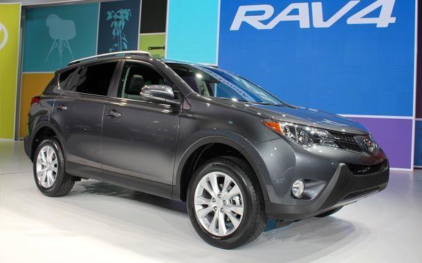 Toyota RAV4 Siap Ramaikan Mobil SUV Indonesia