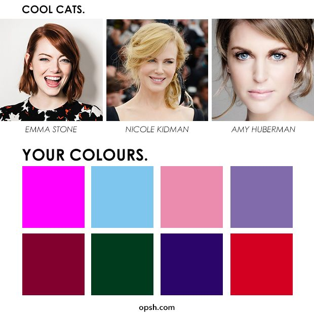What Hairstyle Suits Me Quiz: Best 25+ Cool Skin Tone Ideas On Pinterest