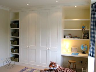 fitted wardrobes - FormCreations:made to measure built in and fitted wardrobes,alcove cabinets,shelving,TV media units and storage solutions...