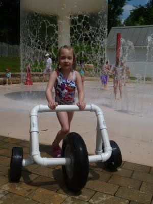 diy beach walker for child with special needs - Re-pinned by #PediaStaff.  Visit http://ht.ly/63sNt for all our pediatric therapy pins