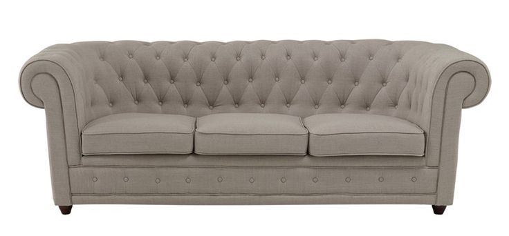 1000 id es sur le th me canap s chesterfield sur pinterest chesterfield ca - Canape chesterfield beige ...