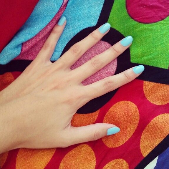 Summer nail color #britto