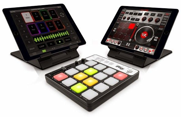 Tech News 24h: IK Multimedia's GrooveMaker 2 and DJ Rig for iPad add iOS 8 compatibility, iRig Pads support and more
