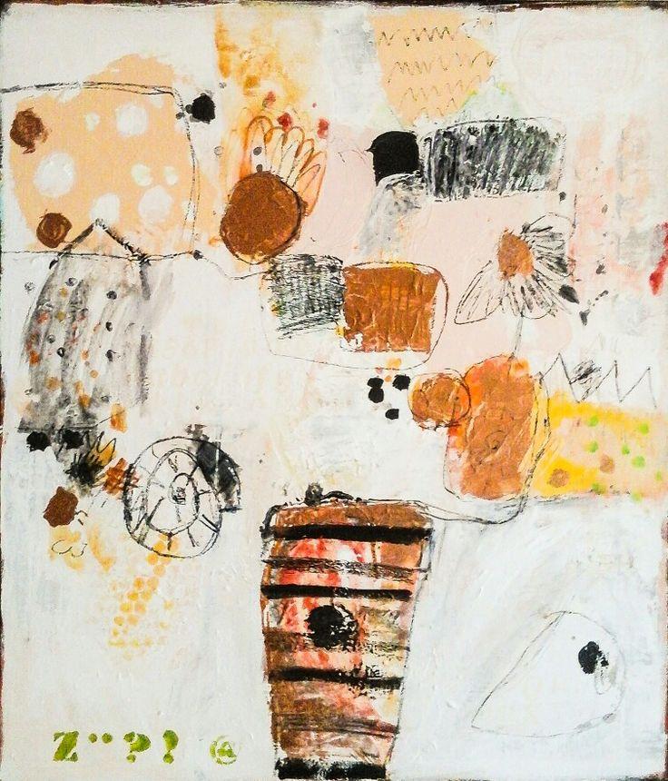 Kobus, Małgorzata,  abstract, painting