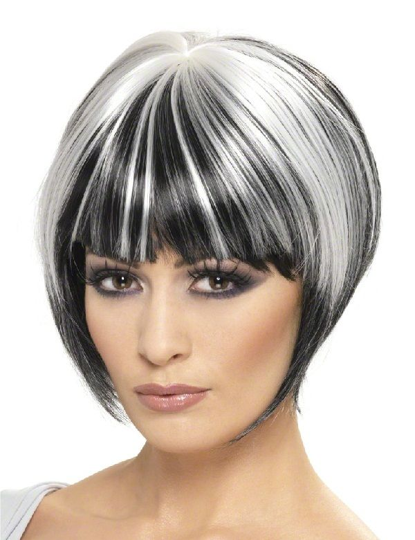 silver and black hairstyles posts related to black and. Black Bedroom Furniture Sets. Home Design Ideas