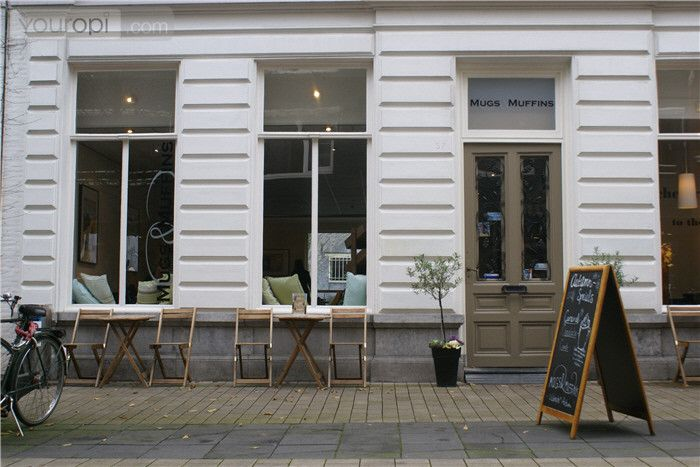 Coffee by Mugs & Muffins Tilburg
