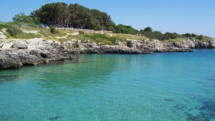 Badisco Bay, Otranto, Puglia