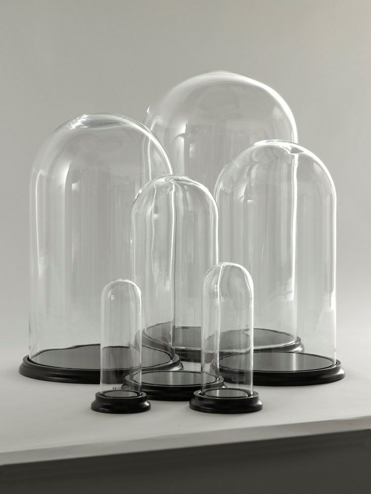 37 best cloches images on pinterest for Cloche verre decorative