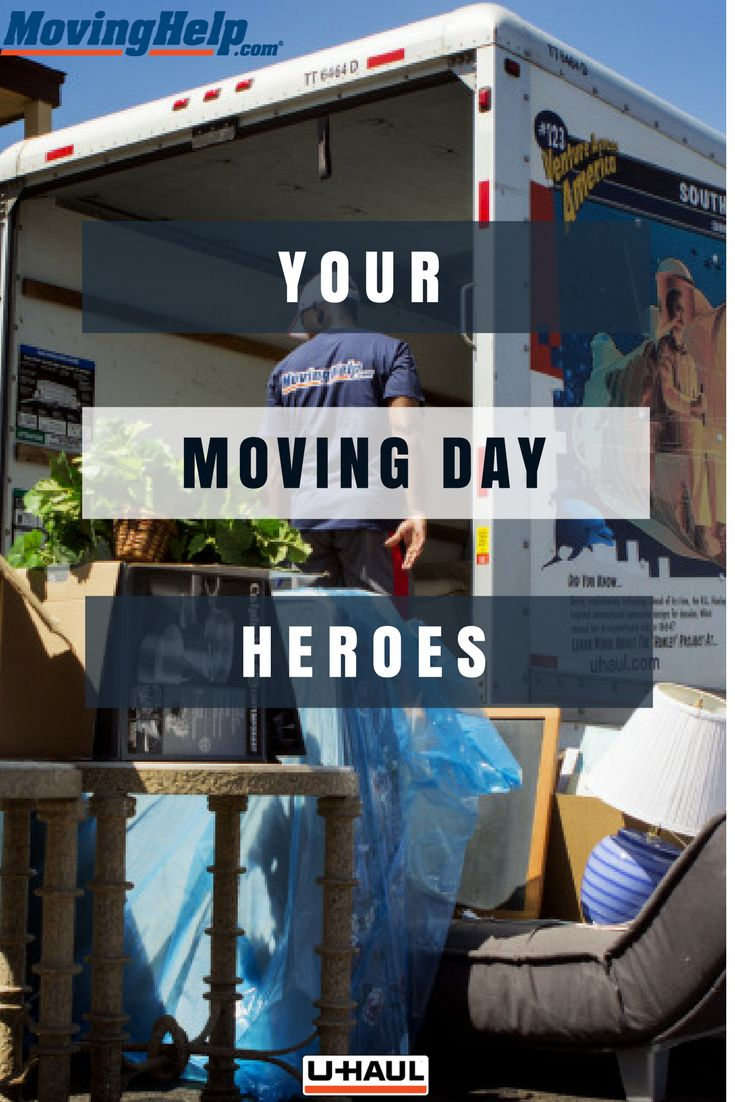 Your moving day heroes are ready to save the day. They're just waiting on you to give them a call. Hire movers for services such as cleaning, packing, loading, reorganizing, driving and more. You can even use Moving Helpers® for everyday tasks.