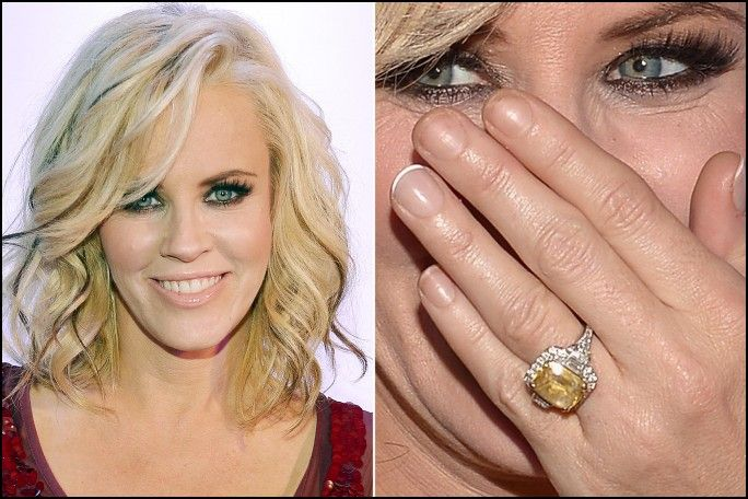 Jenny Mccarthy Wedding Ring
