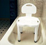Sammons Preston Carex Universal Bath Seat  Bench with Back    caretakers -- This is an Amazon Associate's Pin. Click the VISIT button to view the details from the website.