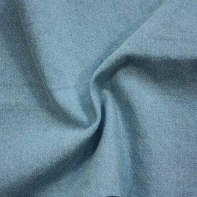 Denim/Jeans Lichtblauw - Stoffen Online