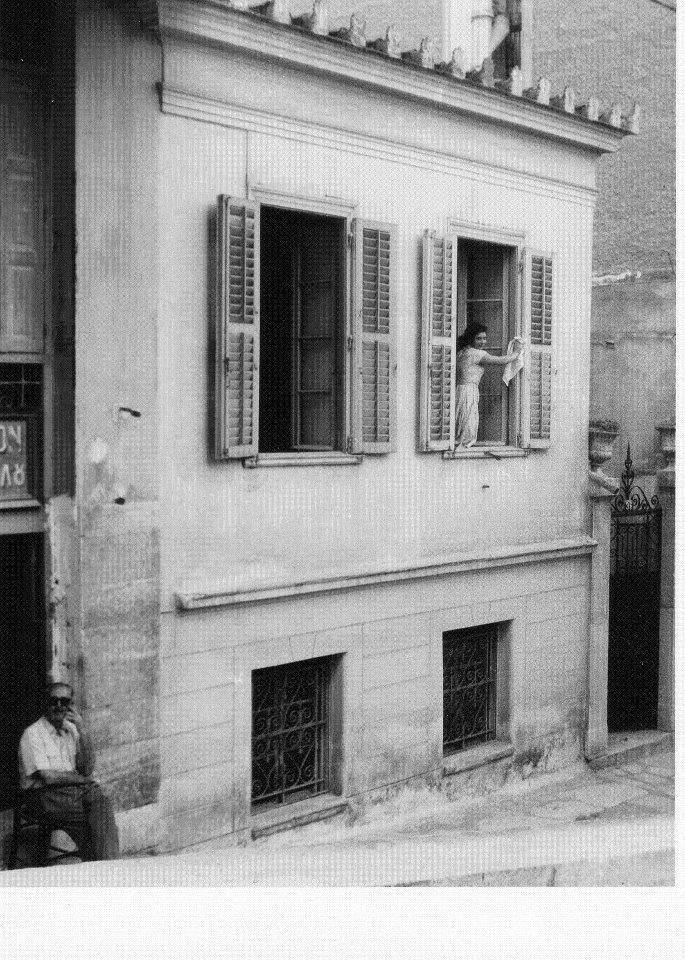 Athens, Ploutarchou 34, 1950