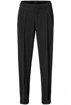 Elegante pantalon Zwart superstar